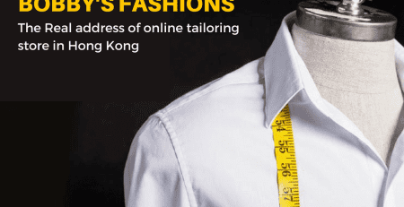 Bespoke suit tailor in Hong Kong