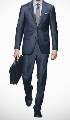 Vellus Aureum Centennial Limited Edition suit.