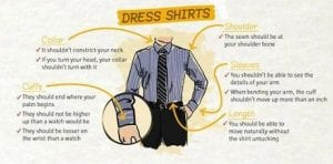 Guide for Shirt
